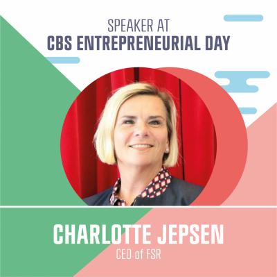 Speaker Charlotte Jepsen