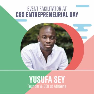 Facilitator Yusufa Sey