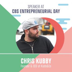 Speaker Chris Kubby